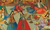 Fiestas Iranies